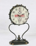 Table Metal clock
